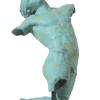 踊るサテュロス ブロンズ像 古代ギリシャ 彫刻 レプリカ
